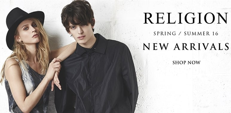 Religion new arrival