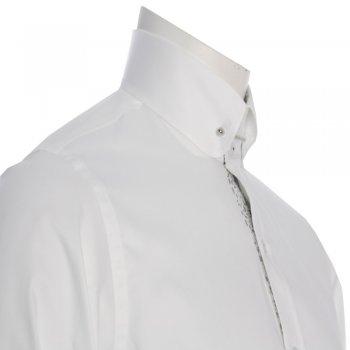 Men's Clothing CP 5679-A Penny Collar Pin Shirt