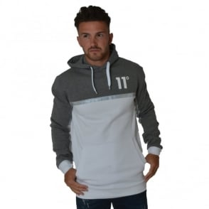 11 Degrees 11D-135 Contrast Sweat Top
