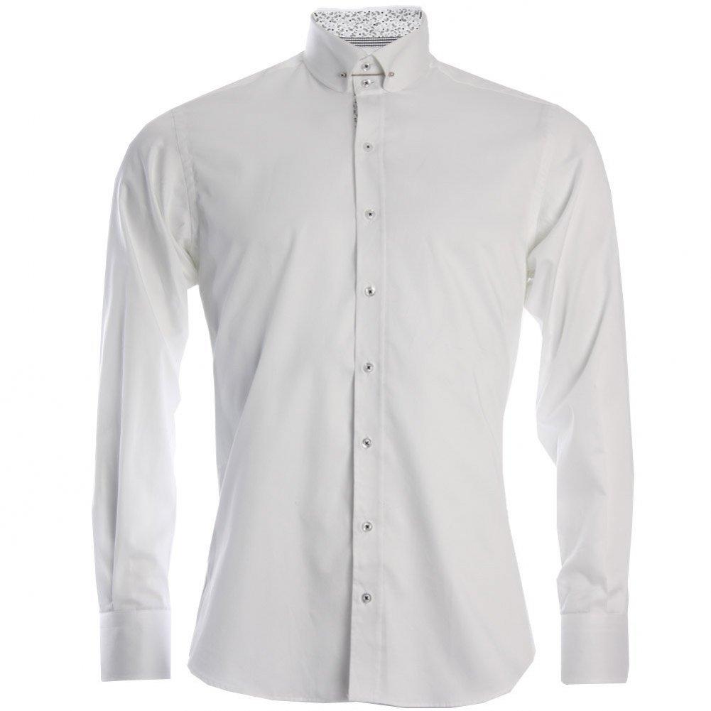 Claudio Lugli Cp 5679 A Penny Collar Pin Shirt Ebay