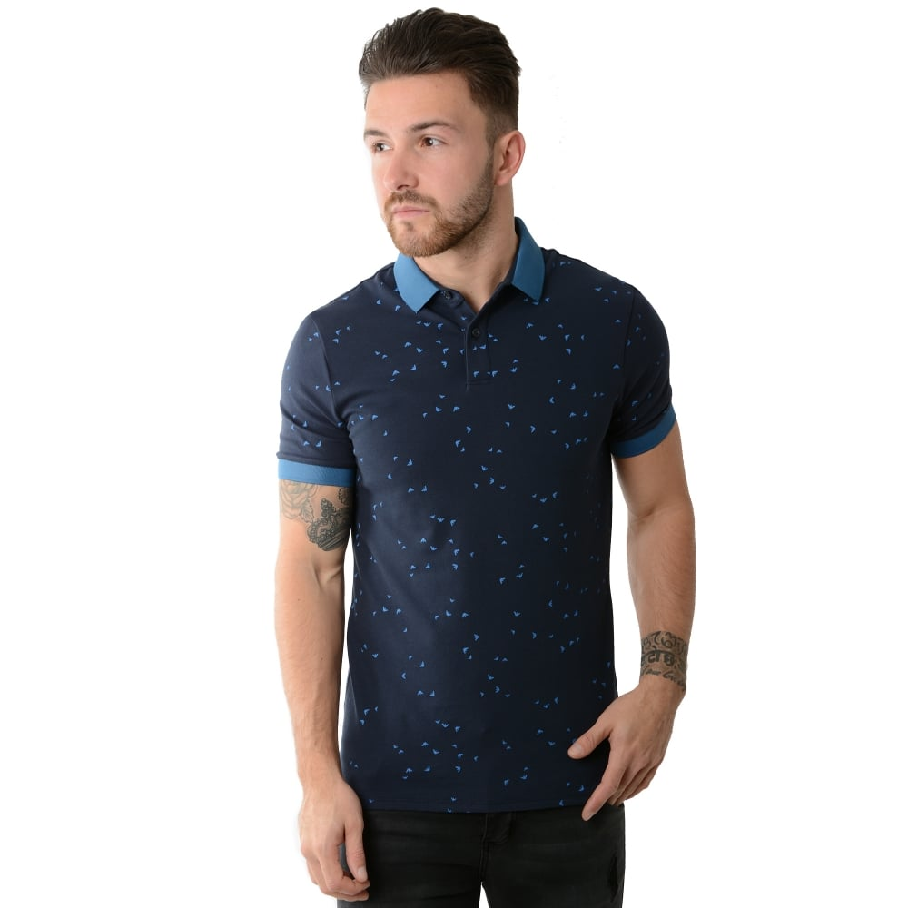 Buy armani jeans t shirts cbmenswear armani jeans navy for Polo shirt and jeans