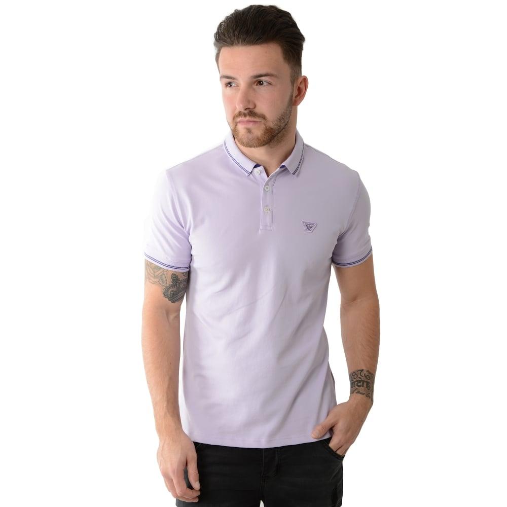 Buy Armani Jeans Tshirts Cbmenswear Armani Jeans Lilac