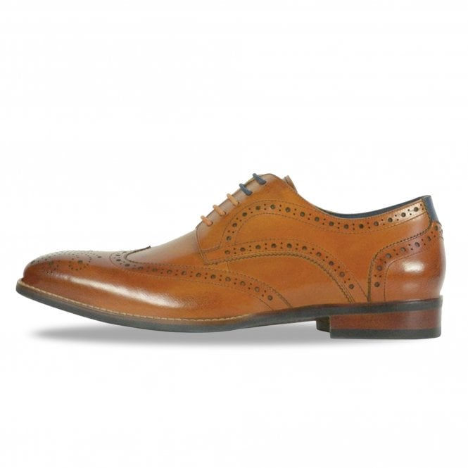 Azor Venezia Brogue Formal Shoes