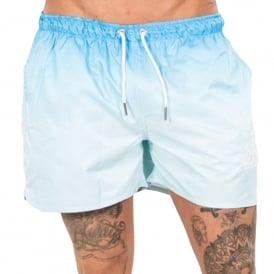 Bee Inspired Lloyd Racer Fade Swim Shorts