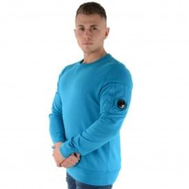 C.P. Company | 04CMSS056A 2246G Lens Arm Sweat Top