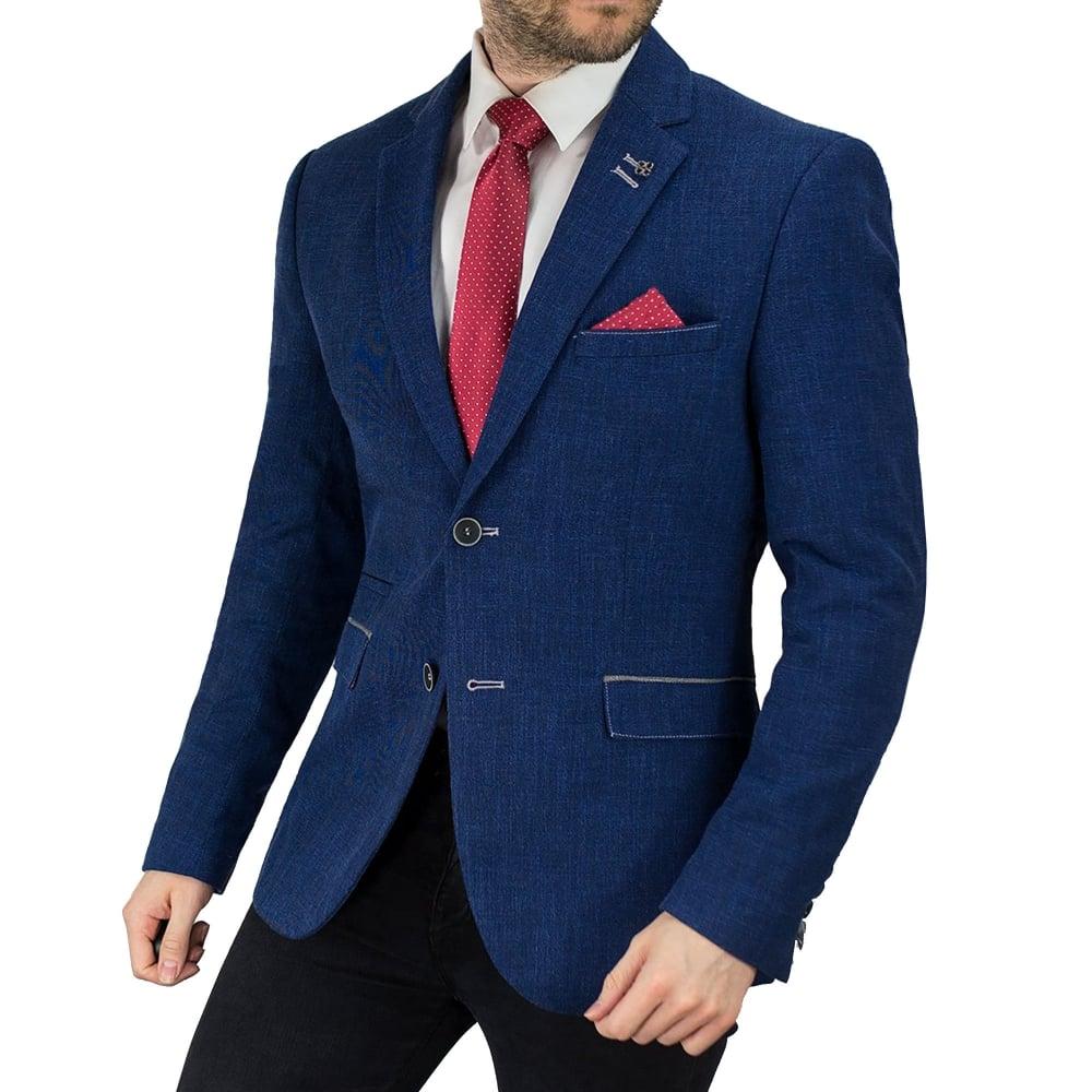 Buy Cavani Blazers Cbmenswear Cavani Miami Blue Suit