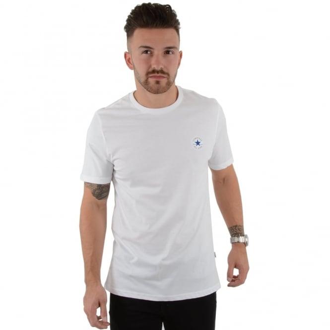 83a1278225e7 Converse 02850 Chuck Small Logo T-Shirt