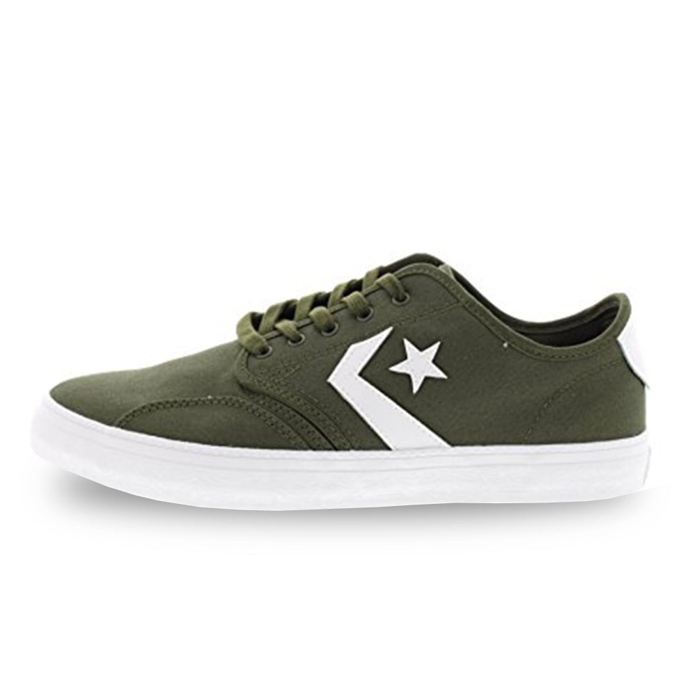 70c8f7feab95 Converse 155754 All Star Zakim Ox Trainer - Olive