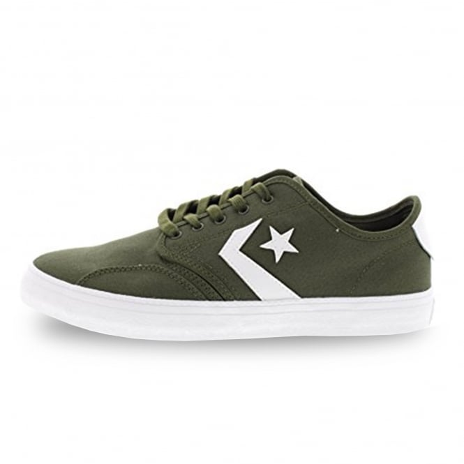 Converse 155754 All Star Zakim Ox Trainer - Olive