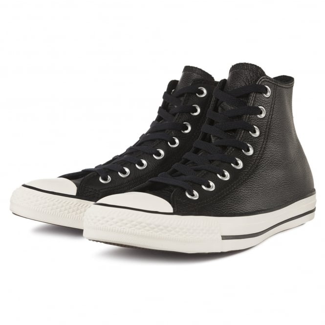 157468 Chuck Taylor Leather Hi Top Trainer