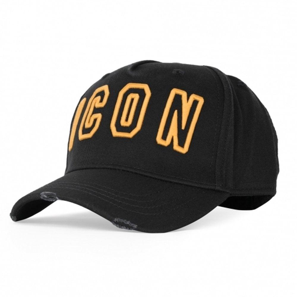 06767f474   Icon BCM0079 Distressed Baseball Cap