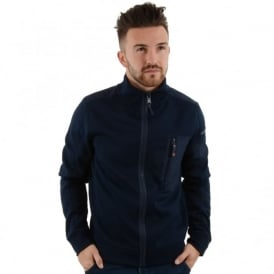 Duck And Cover 3H0040 Brixham Active Jacket - Deep Navy