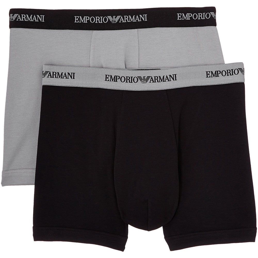 8f6a9d92ae68 EA7   Emporio Armani 111268 Boxer Underwear 2-Pack Briefs