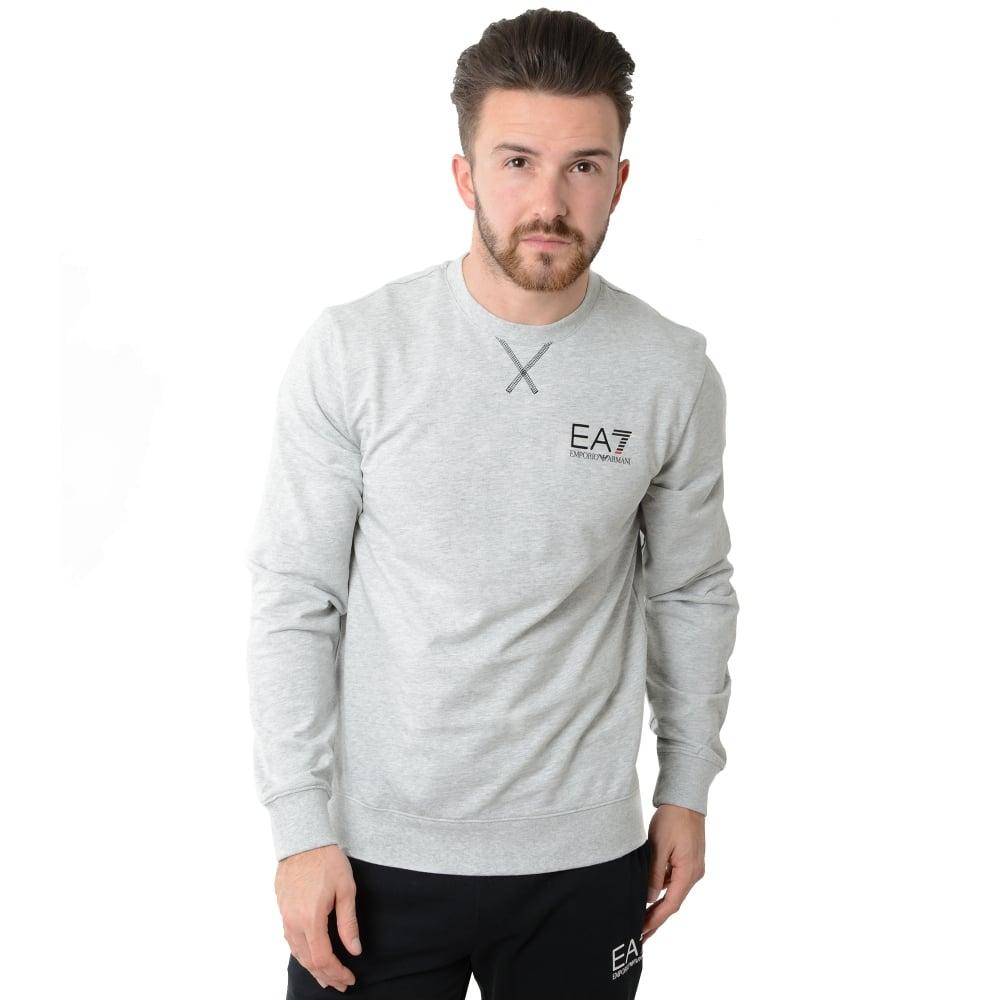 Buy EA7 Tops   CBMenswear   EA7 Emporio Armani 3YPM52 Sweat Top 28020e1a55ce