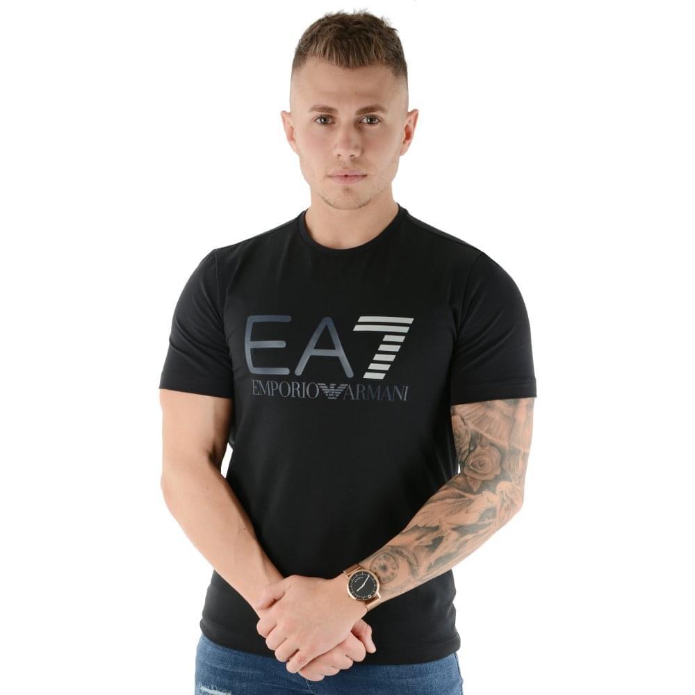 6d5c60e6 Buy EA7 T-Shirts | CBMenswear | EA7 Emporio Armani 3ZPT33 Logo T-Shirt