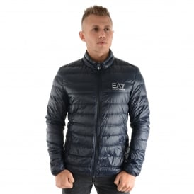 EA7 | Emporio Armani 8NPB01 Core Lightweight Quilted Jacket - Navy