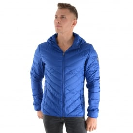 EA7 | Emporio Armani 8NPB09 Core Down Quilted Shield Jacket