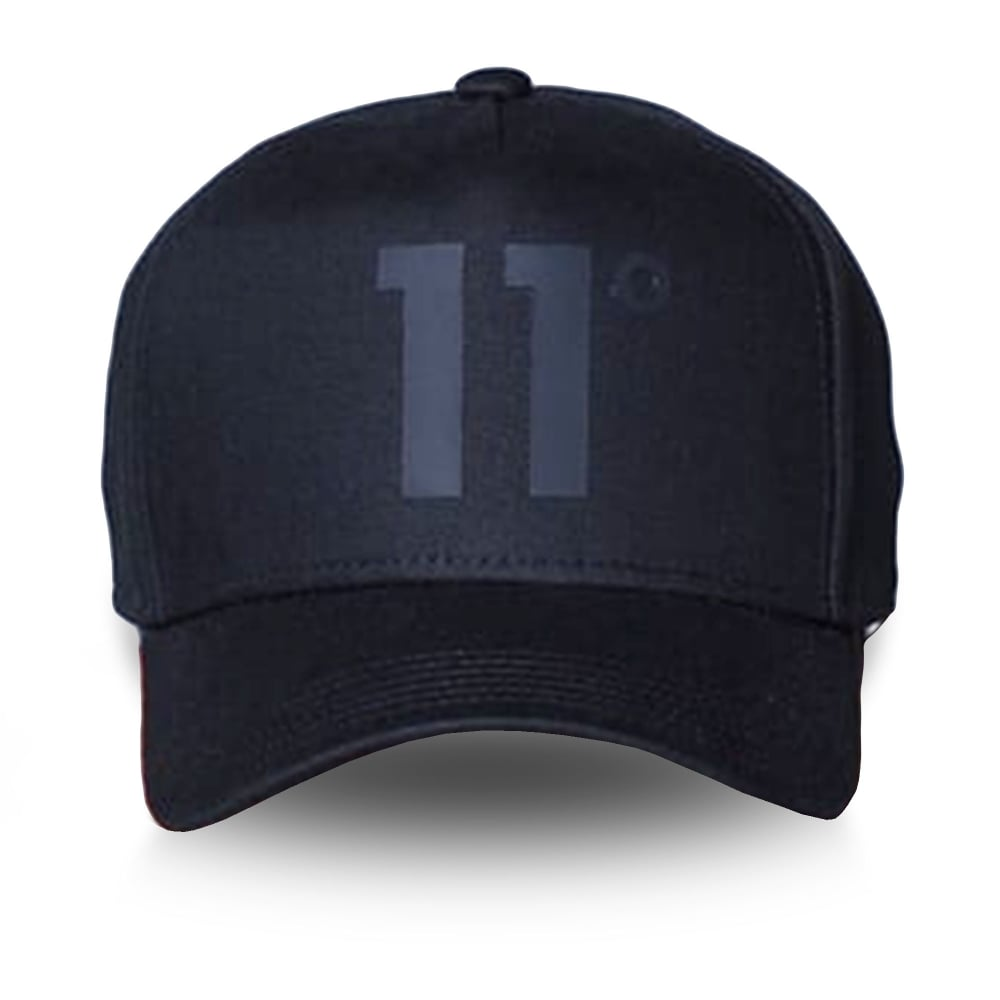 Trucker Cap In Black - Black Eleven Degrees WuvuPnexp1