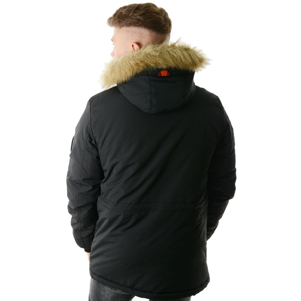 8e3bf4c6 Ampetrini 5206 Jacket - Black