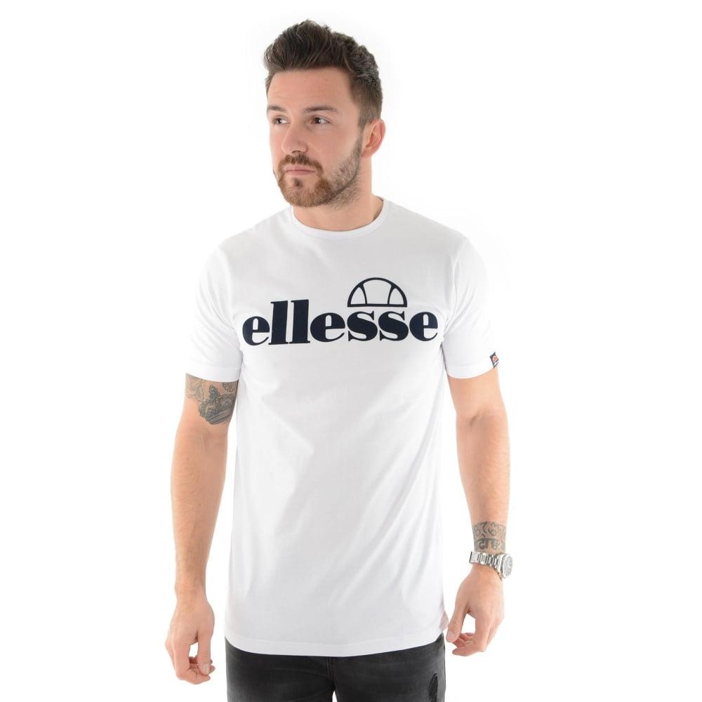 buy ellesse t shirts cbmenswer ellesse artoni optic white t shirt. Black Bedroom Furniture Sets. Home Design Ideas