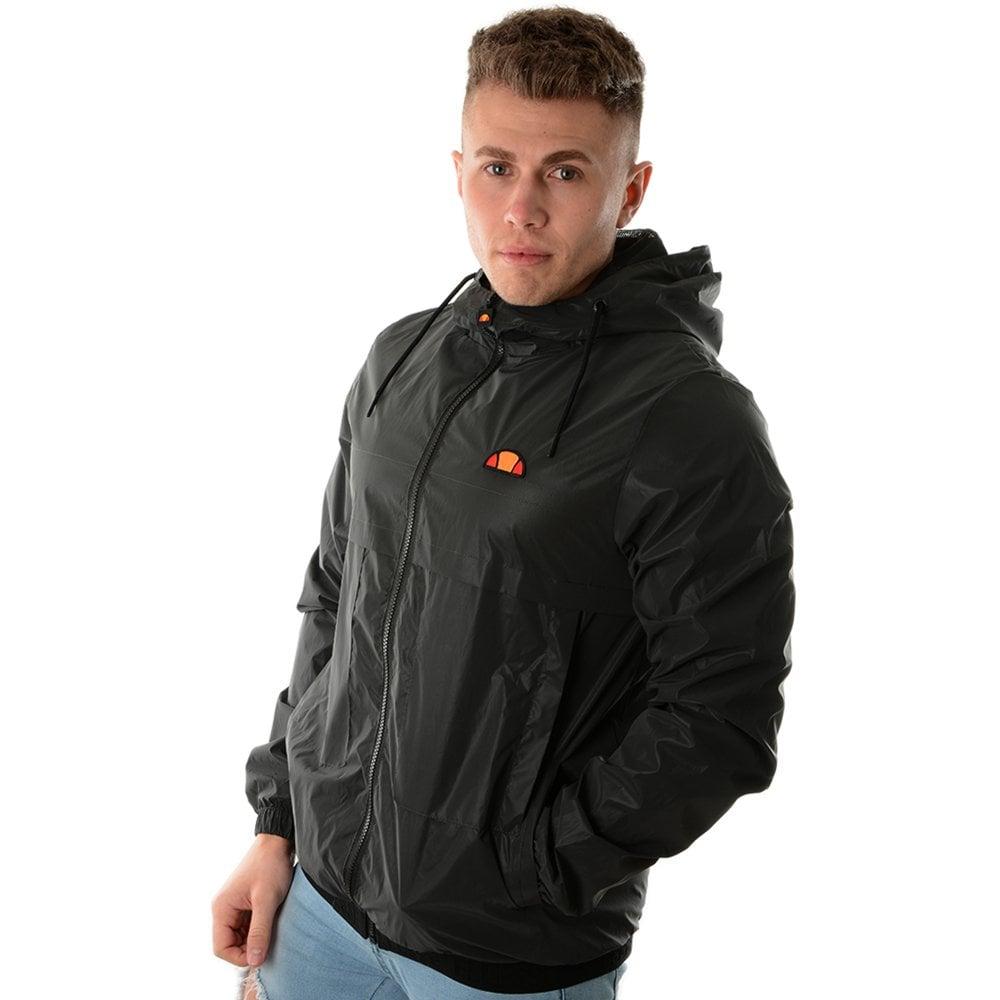 510fd73a Calimera 6365 Lightweight Reflective Hood Jacket - Black
