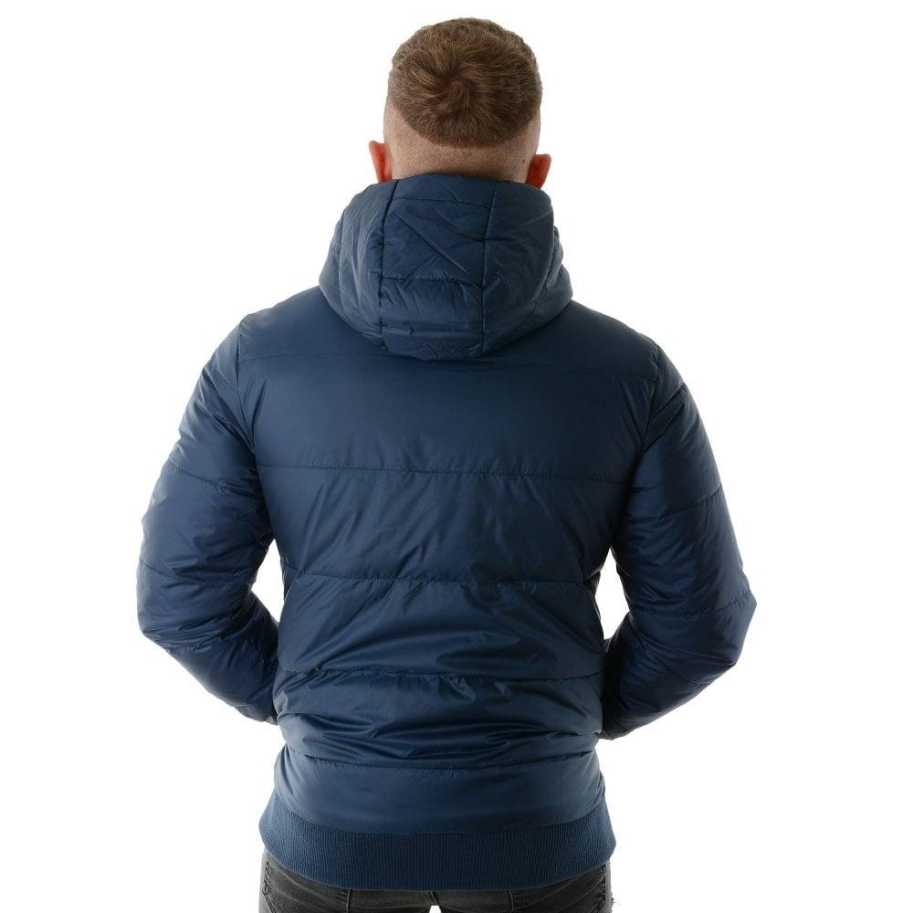 64a71104 Corvara 05205 Padded Hood Jacket