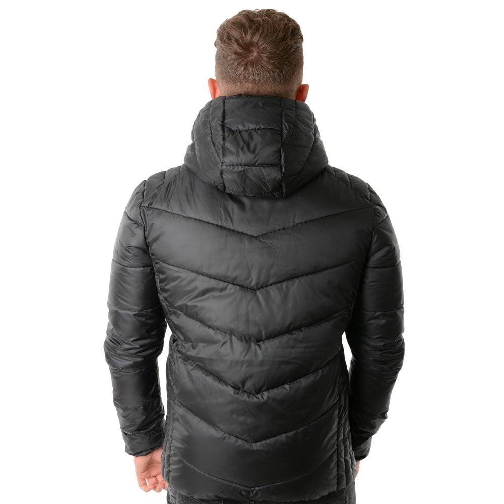 6a9a0207e Ginap Padded 2370 Jacket - Black