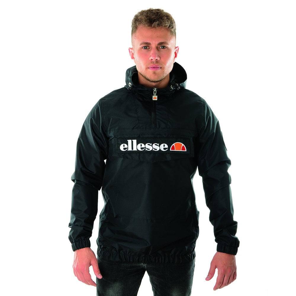 Ellesse Ellesse Mont 2 Quarter Zip Over Head Lightweight Jacket