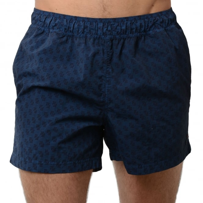 Fila Naso GM044 Vintage Peacoat Navy Swimming Shorts