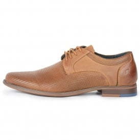 Front Duke Leather Shoes Brogues