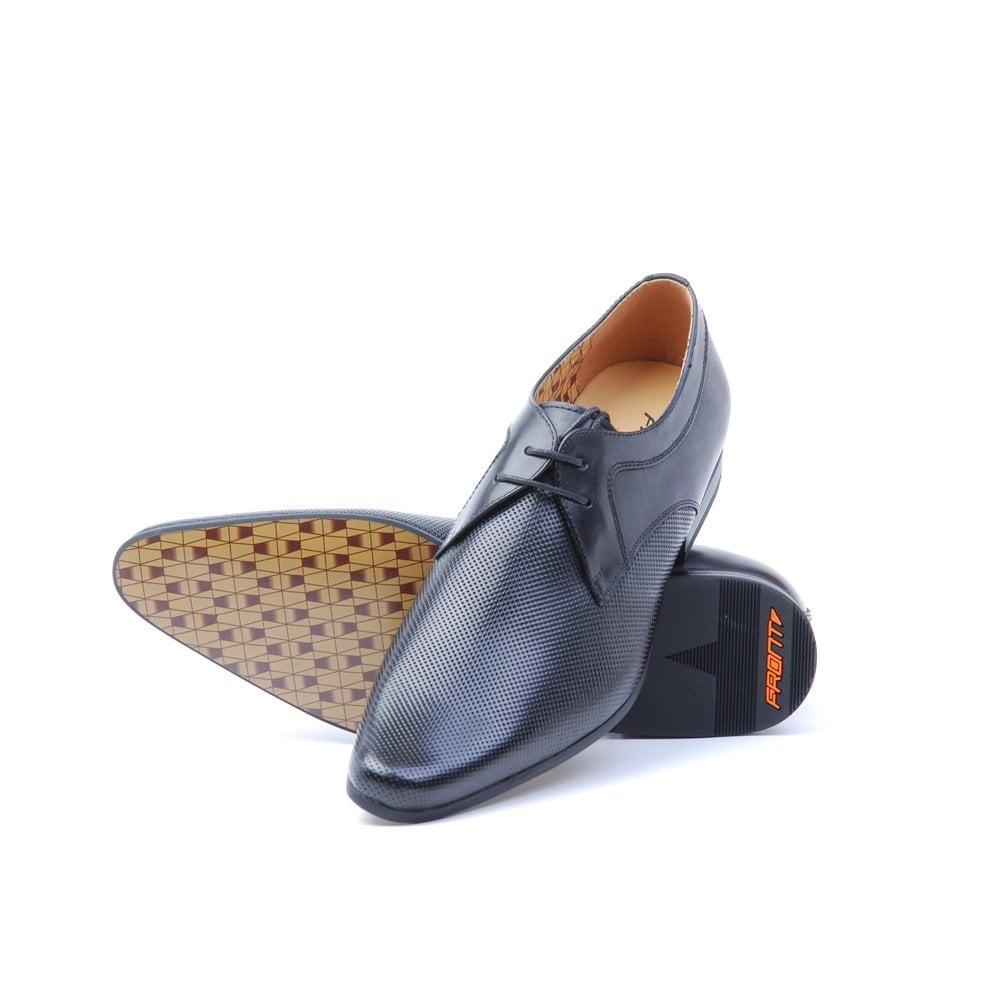 3cb6893e533 Front Ripley Pinhole Panel Shoe