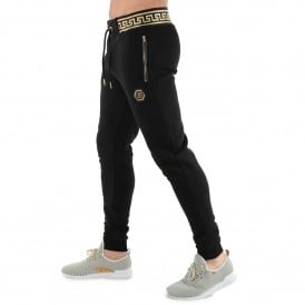 Glorious Gangsta | Scart Sweat Jogger - Black