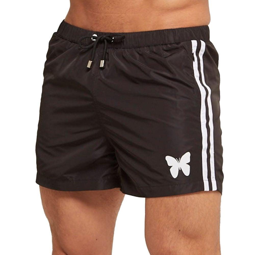 f9271f901d Buy Good For Nothing Shorts | CBMenswear | Good Racer Swim White Short