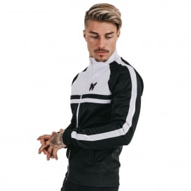 Good For Nothing 8GFN00800 Ghost Track Top - Black/White