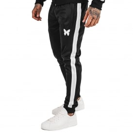 Good For Nothing 8GFN00823 Ghost Track Joggers - Black/White