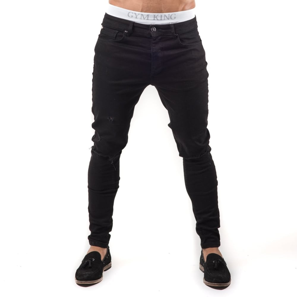 new authentic coupon code special promotion Distressed Denim Jean