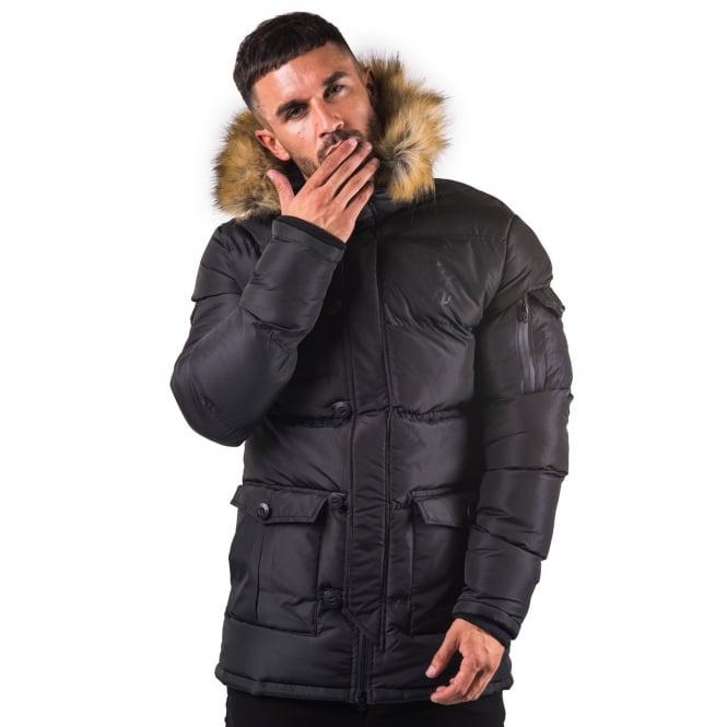 Buy Gym King Jackets Cbmenswear Gym King Fur Parka