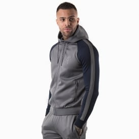 Gym King Lester Reflect Poly Nylon Tracksuit Top