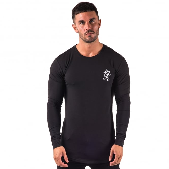 Gym King Long Sleeve Fitted Top