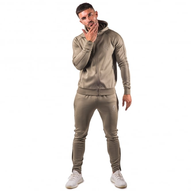 Gym King Omar Poly Nylon Tracksuit Set