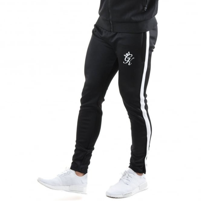Gym King Poly Nylon Tapered Track Jogger