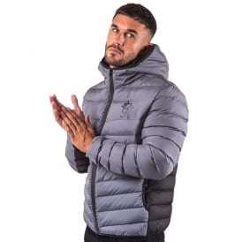 Gym King Puffa Padded Jacket