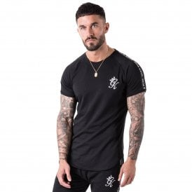 Gym King Taped Long Line Half Sleeve T-Shirt