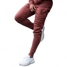 Gym King Track Jogger - Baked Rouge
