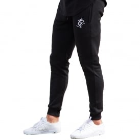 Gym King Track Jogger - Black