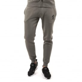 Gym King Track Joggers - Castor Grey