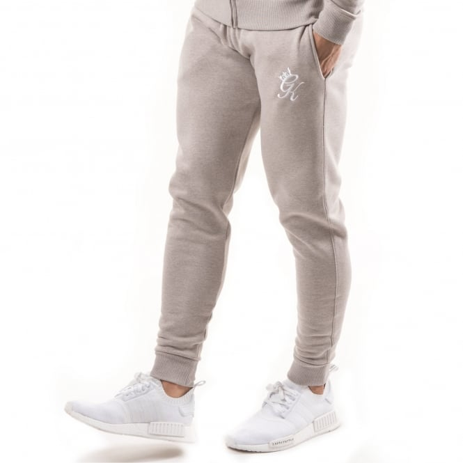 Gym King Track Joggers - Oatmeal
