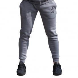 Gym King Track Joggers - Steel