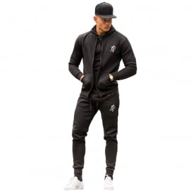 Gym King Tracksuit Set - Black