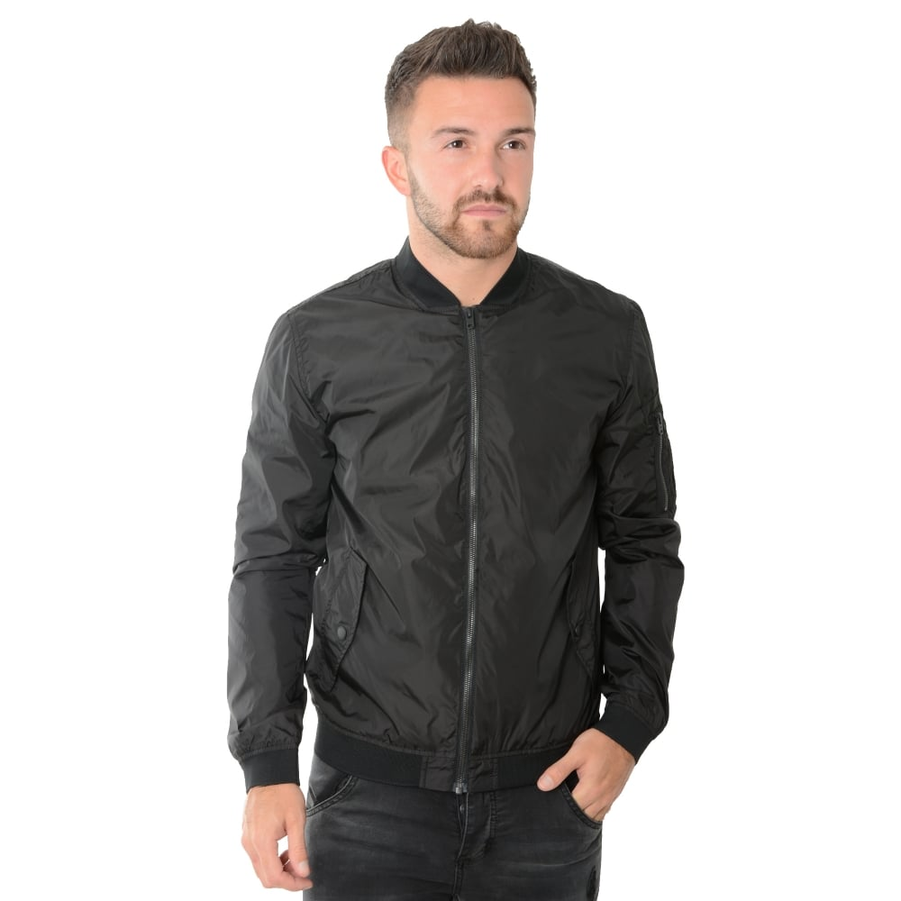 buy jack jones jackets cbmenswear jack jones justin jacket. Black Bedroom Furniture Sets. Home Design Ideas